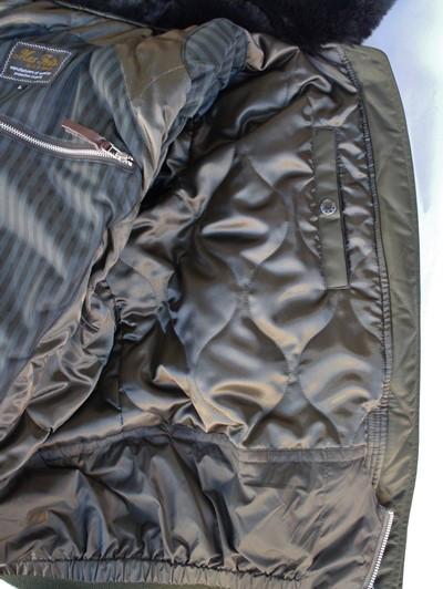 MFB2207フライトライディングジャケット