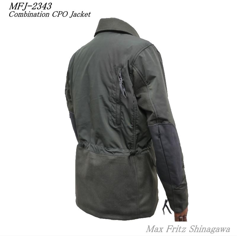 MFJ-2343コンビネーションCPOジャケット