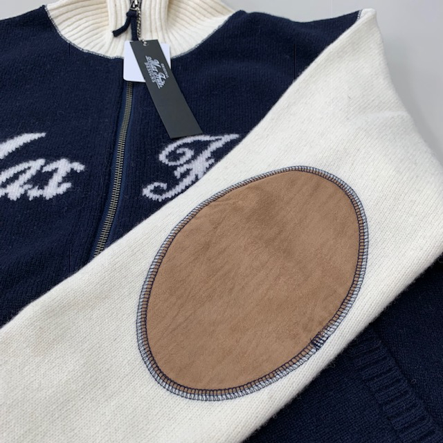 MFN-2271クラブマンジップアップセーター